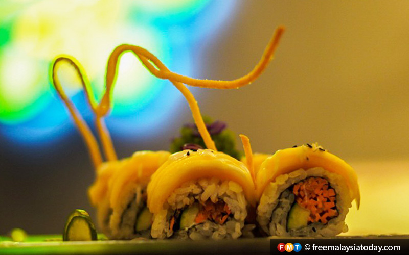 Sushi Kitchen Kl Now Even Vegans Can Enjoy Japanese Cuisine