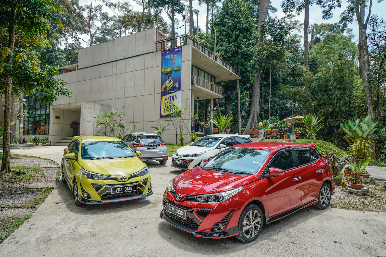 Toyota Yaris Is Honda Jazz Worried About This New Rival Free Malaysia Today