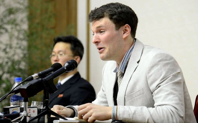 USA  did not pay North Korea to release Otto Warmbier