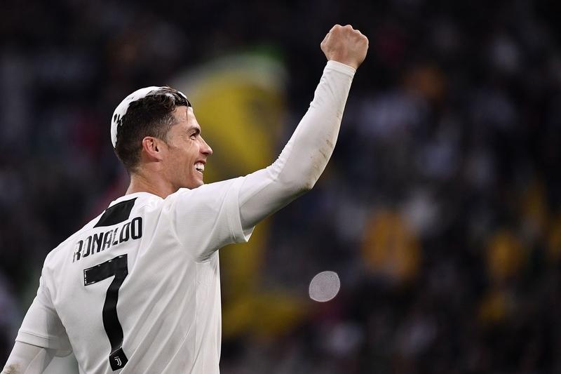 Ronaldo's 162 million euro deal with Nike