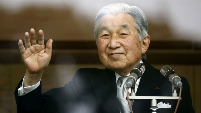 Emperor Akihito begins abdication rituals as Japan marks end of era