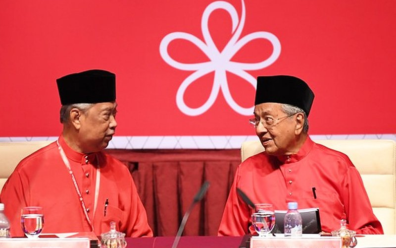No split, only 'Team PPBM', Muhyiddin says on talk of rift with Dr ...