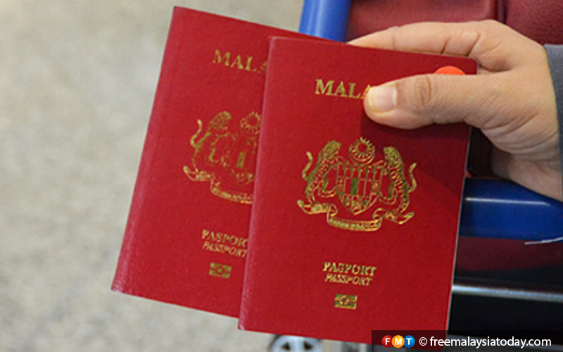 Malaysian passport 13th most powerful, Singapore and Japan rank 1st