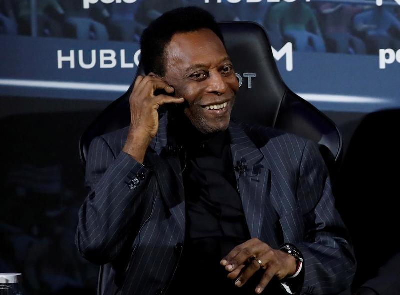 Brazil legend, Pele breaks silence on suffering from 'depression'