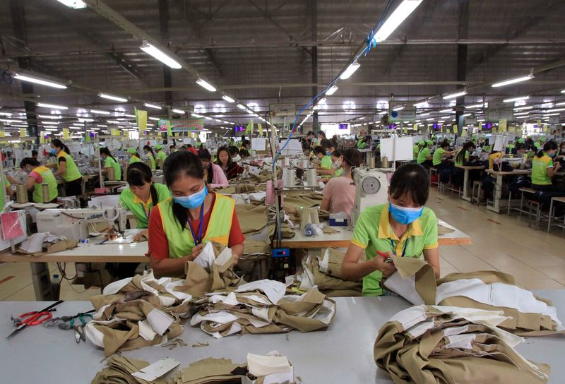 Hanoi garment factory's Olympic transformation | Free Malaysia Today