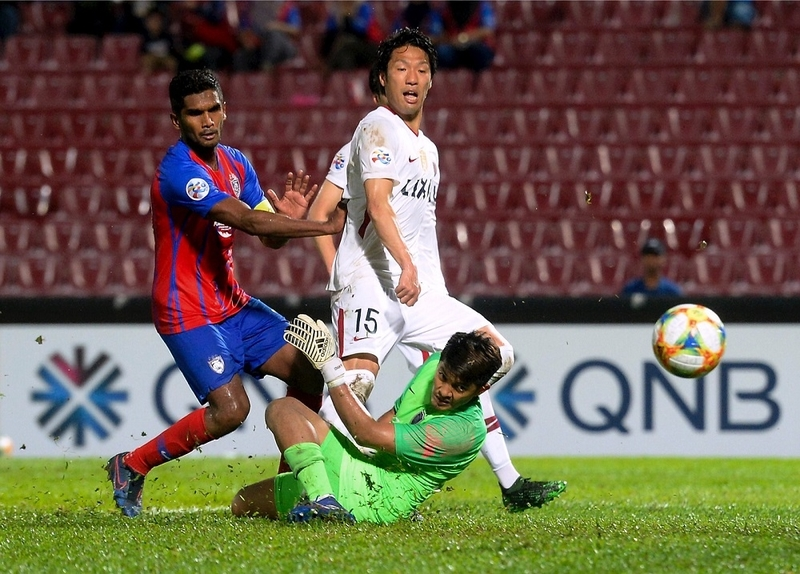 JDT Records First Win At ACL