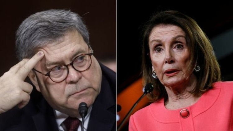 Former Federal Prosecutor On Battle Between House Democrats And Attorney General Barr