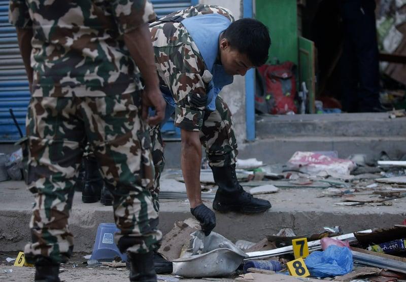 4 killed, 7 injured in 3 explosions in Nepali capital