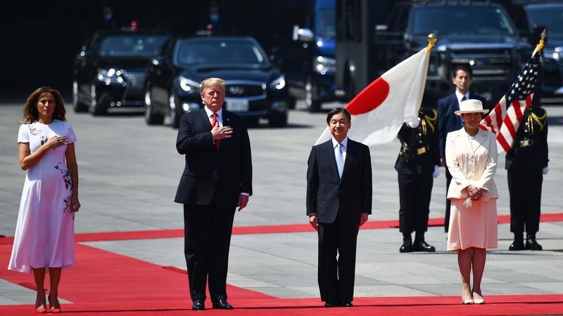 Trump strikes dovish tone on N  Korea, Iran   Free Malaysia