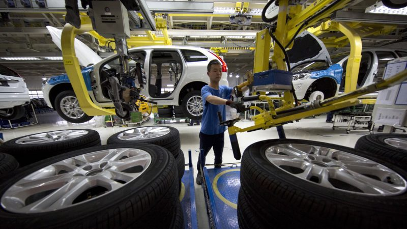 IHS Markit US Manufacturing PMI Rises in September