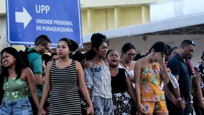 Ringleaders Of Brazil's Latest Mass Jail Killing To Be