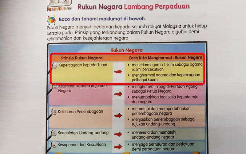 Why The Disbelief Moral Question On Belief In God Based On Textbook Says Hm Free Malaysia Today