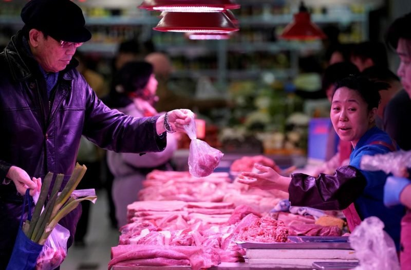 China Suspends Imports from Canadian Pork Company