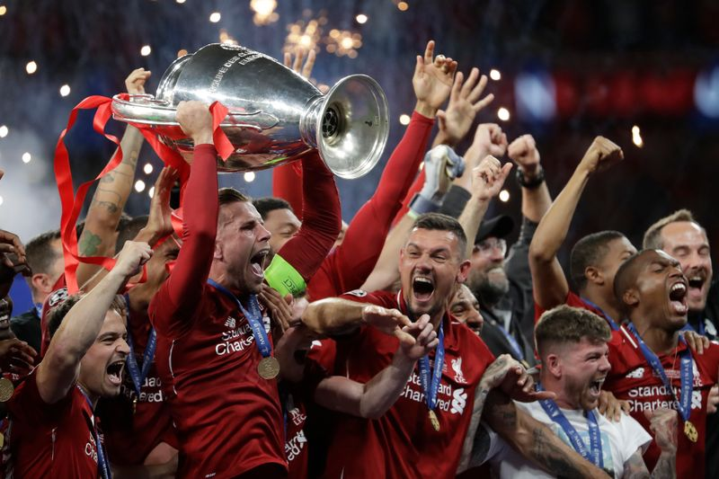 Liverpool turns red for Champions League homecoming party | Free