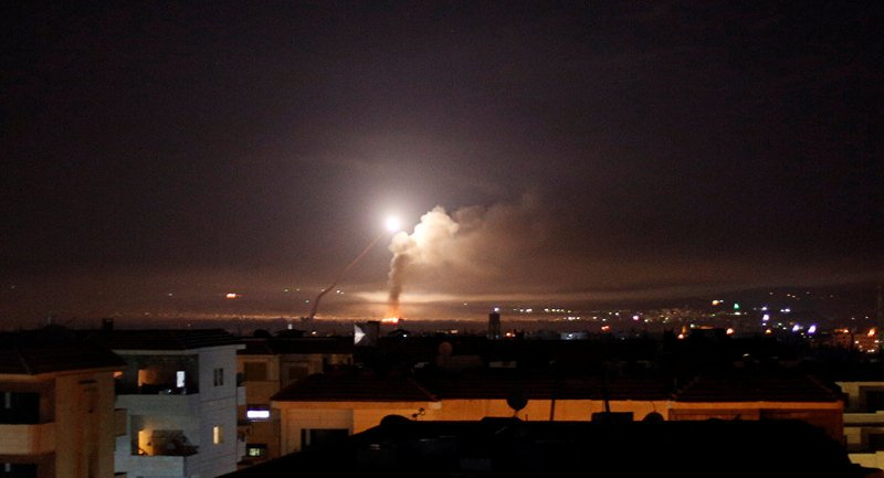 Syrian air defenses thwart Israeli missile attack in southern Syria- SANA