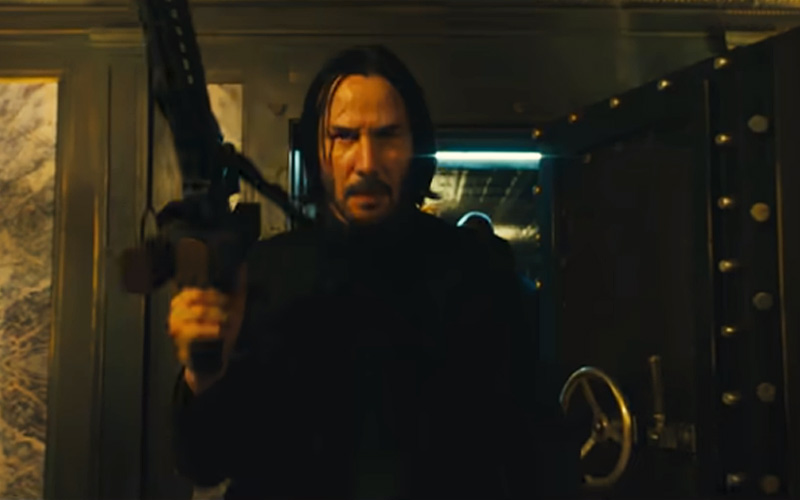 Keanu Reeves may act in Marvel's 'The Eternals'