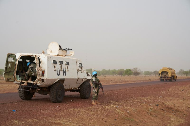 First 2 UN peacekeepers die of Covid-19