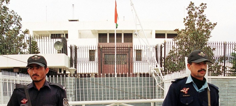 India says diplomats, embassy guests harassed by Pakistani