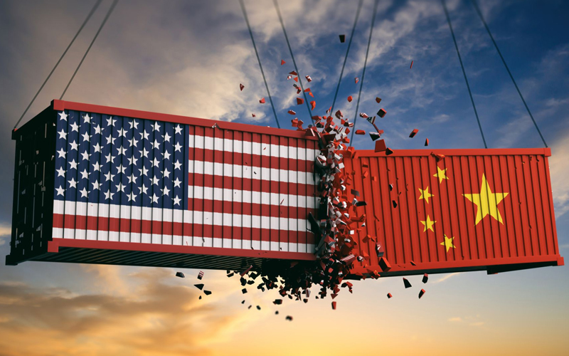 China may restrict tech access in spiraling USA  trade dispute