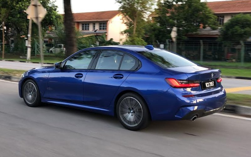 Latest Bmw 330i Put Through Its Paces Free Malaysia Today