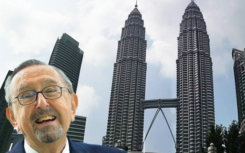 Petronas Twin Towers designer Pelli dies at age 92