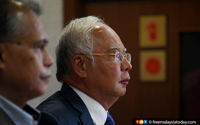 Kami tak buat salah dalam wang bayaran balik GST, kata Najib