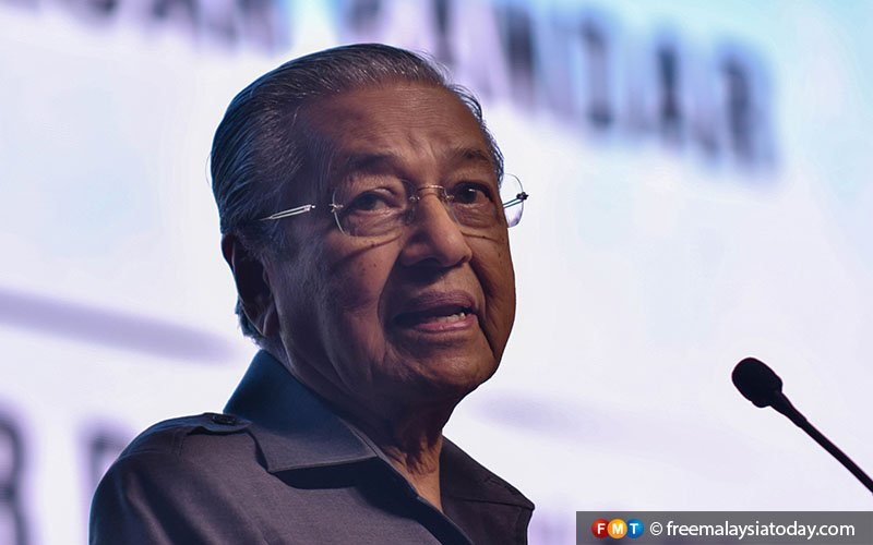 Rohingya should be citizens or be given their own state, says Dr M
