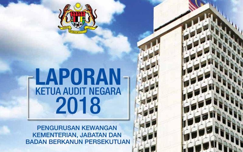 Laporan Audit Pengurusan Kewangan 34 Kementerian Jabatan Badan Berkanun Persekutuan Cemerlang Free Malaysia Today Fmt
