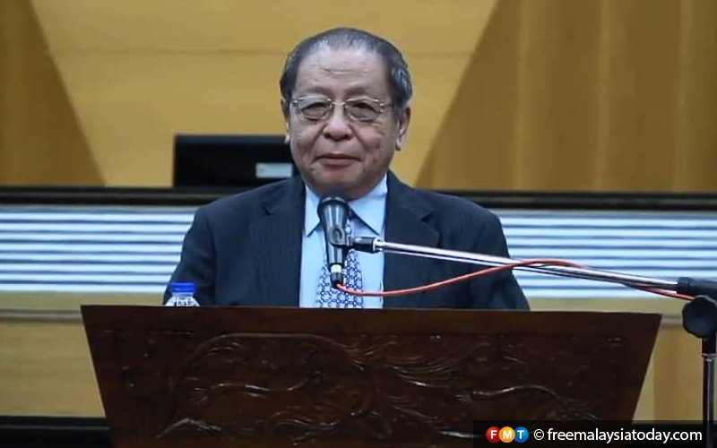 I learned Jawi and it didn't make me less Chinese, says Kit Siang