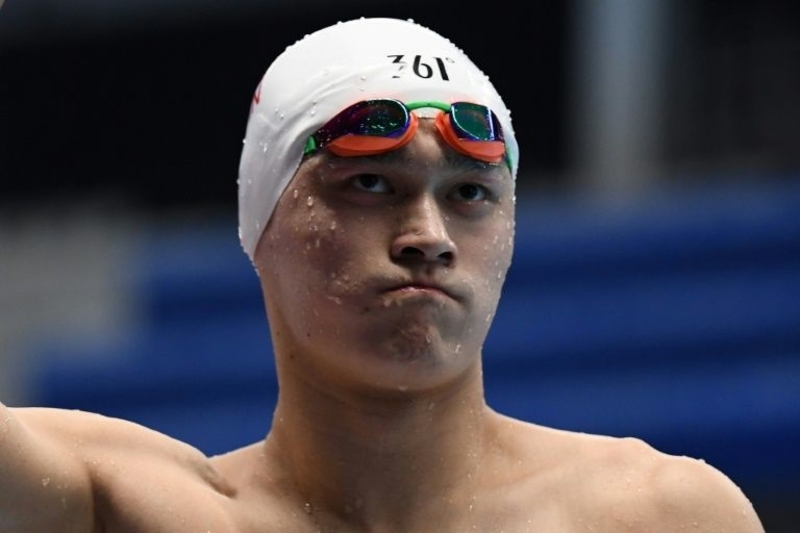 CAS upholds WADA's appeal against FINA decision on Sun Yang's swim ban