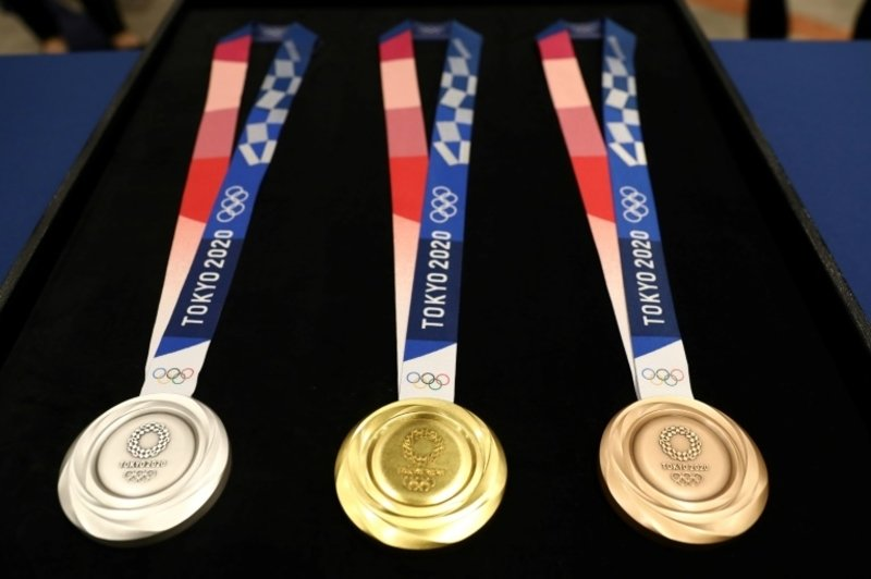 Tokyo 2020 medal designs unveiled | Free Malaysia Today
