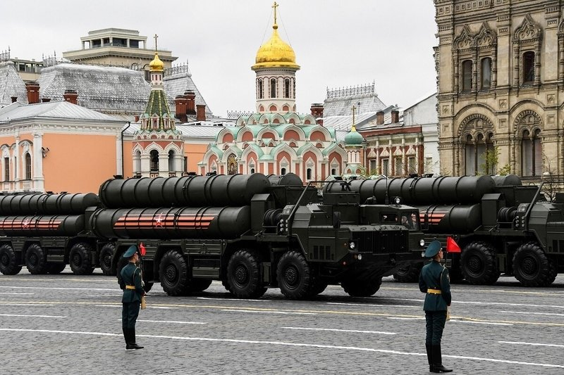 Turkey announces completion of 1st stage of S-400 deliveries