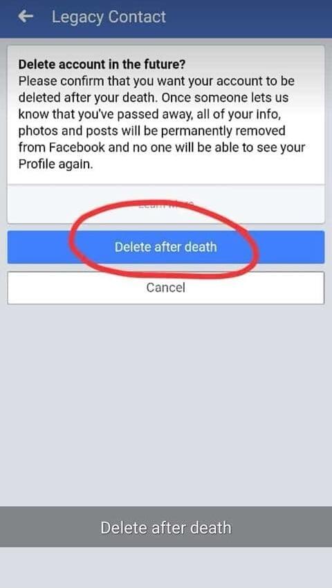 Cara Untuk Delete Akaun Facebook Orang Sudah Meninggal Free Malaysia Today Fmt