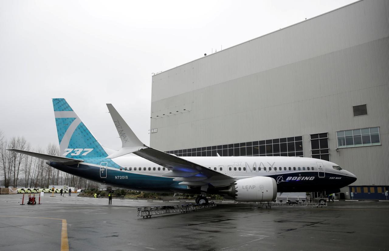 Russian operator sues Boeing to cancel 737 MAX order