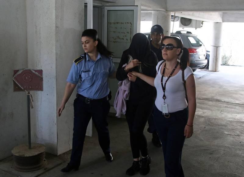 Brit teen denies faking Israeli gang rape accusation in Cyprus
