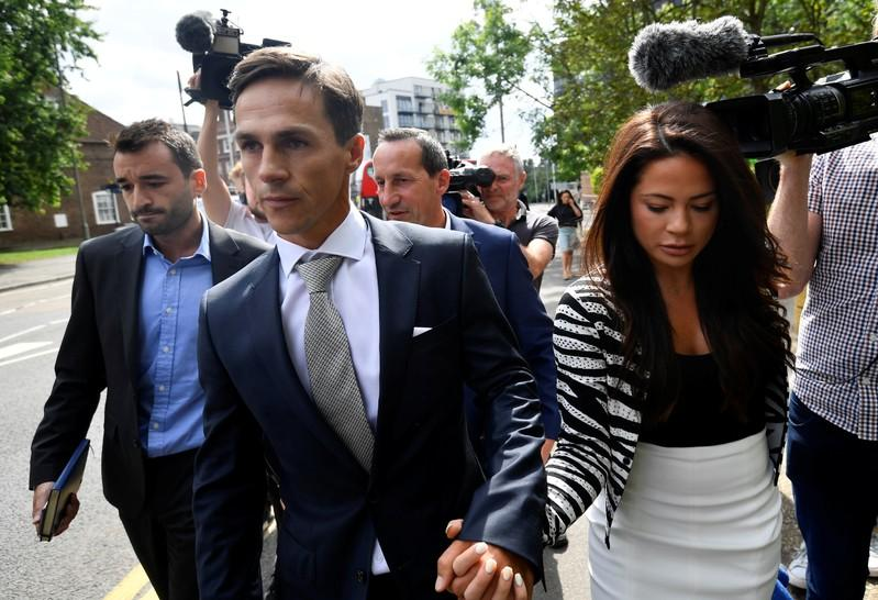 Thorbjorn Olesen: Golfer in court on sexual assault charge