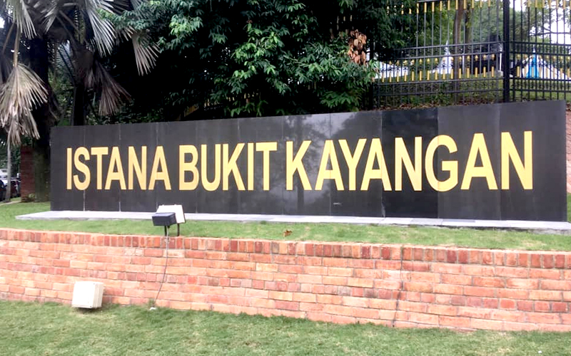 Non-Muslim excos meet Selangor sultan