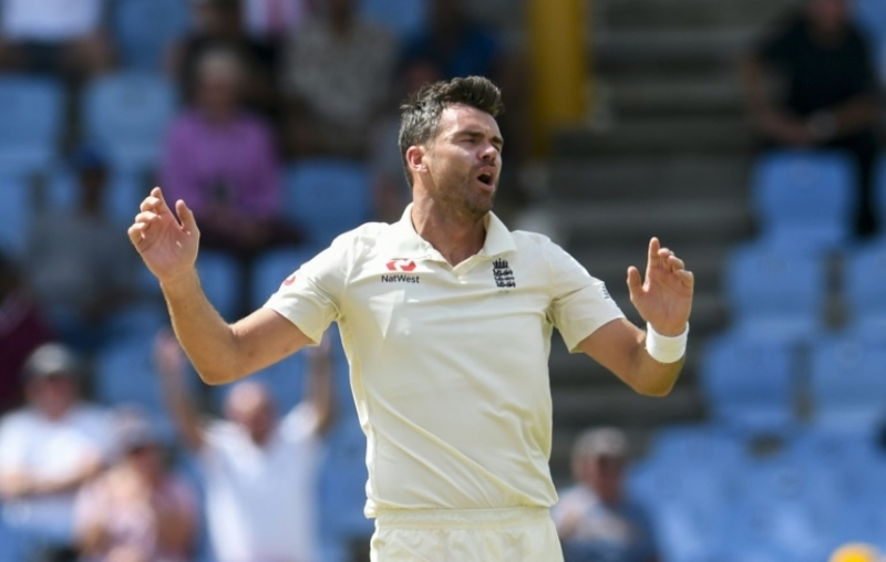 Ashes: Overton replaces injured Anderson in England squad