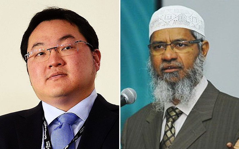 Jho Low and Zakir Naik: A tale of two fugitives   Free Malaysia Today