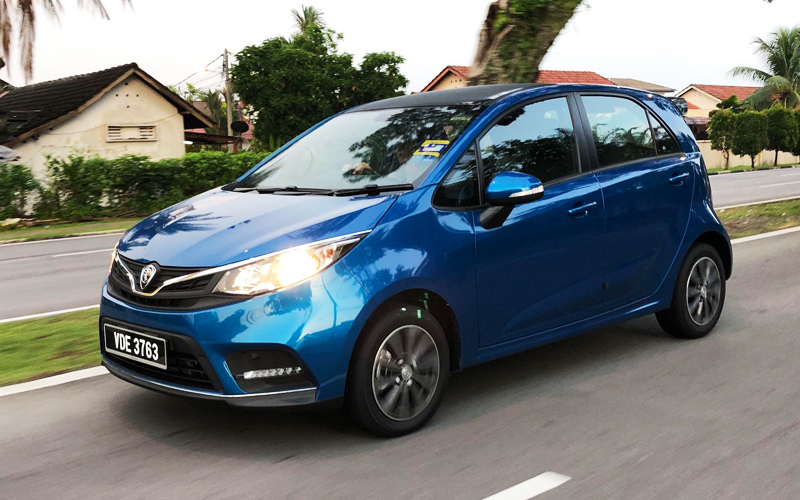 The new Proton Iriz is desirable on many levels   Free Malaysia Today