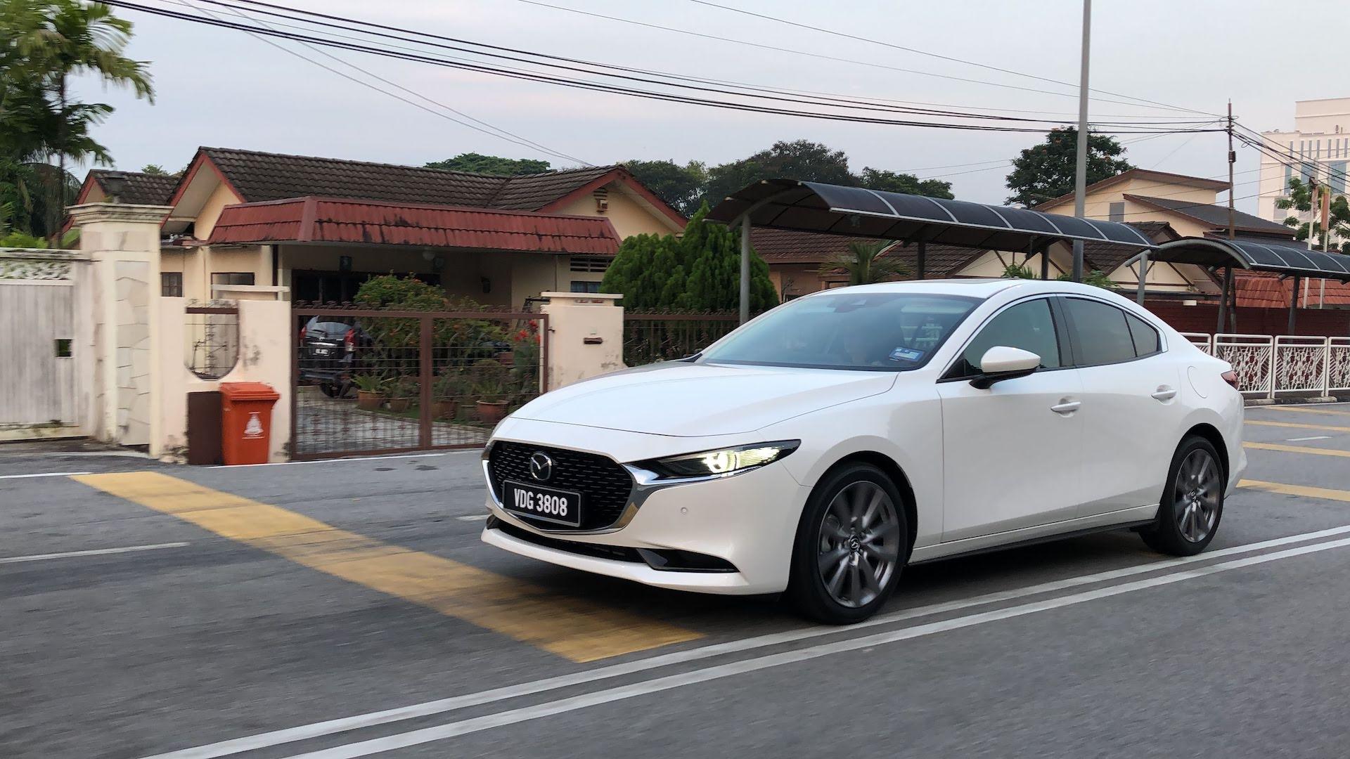 Mazda3 Skyactiv G 2019 Review Free Malaysia Today