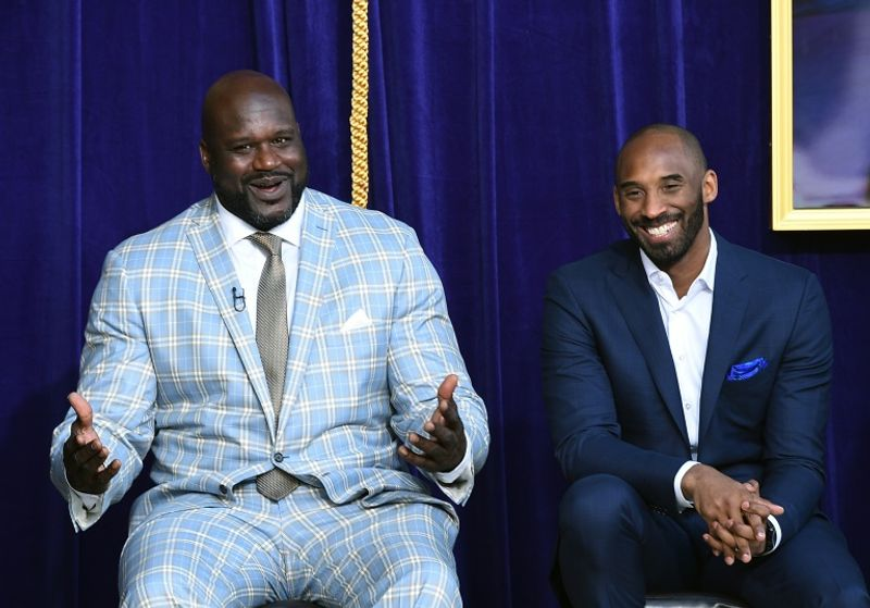 Kobe -- 'No beef' with Shaq after Twitter drama