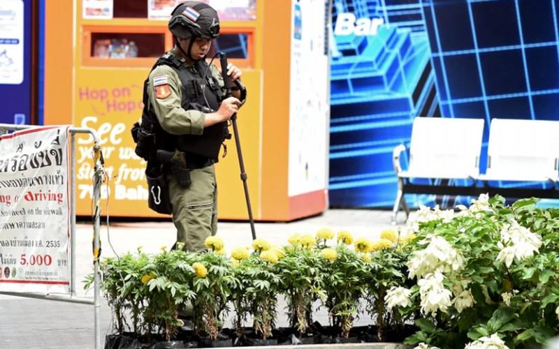 4 cedera dalam 6 letupan bom di Bangkok | Free Malaysia Today