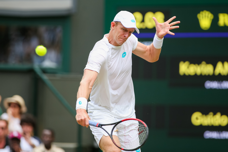 Former finalist Kevin Anderson out of US Open with knee injury