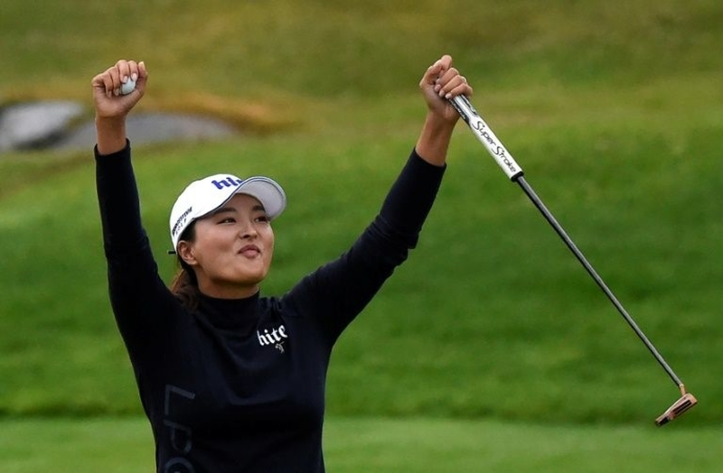Ko gets fourth win of the year at CP Women's Open