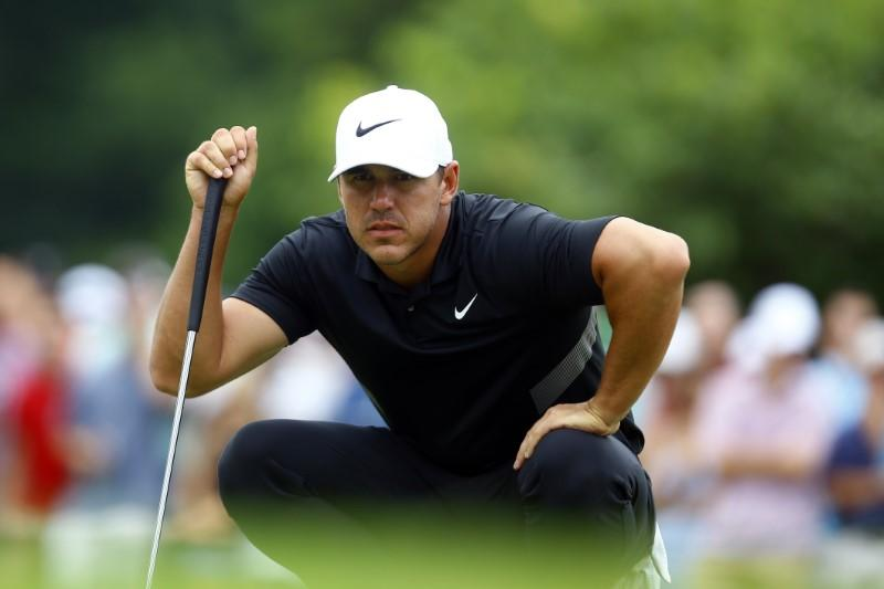 Koepka beats out Rory for PGA of America honor
