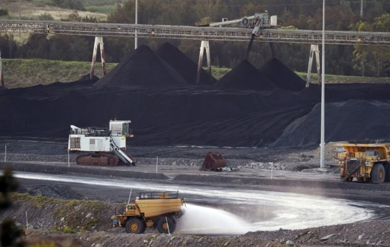 Coal-Loving Australia Is Third Biggest Emissions Exporter