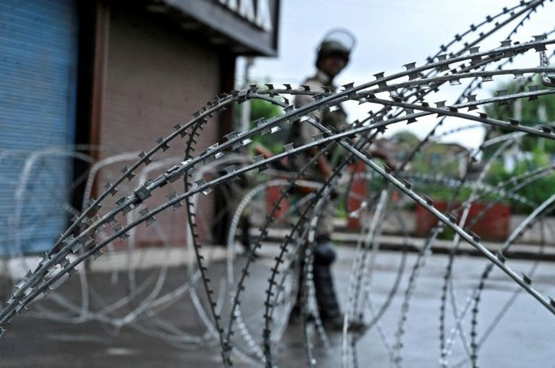 Three militants, two civilians killed as violence spreads in Kashmir