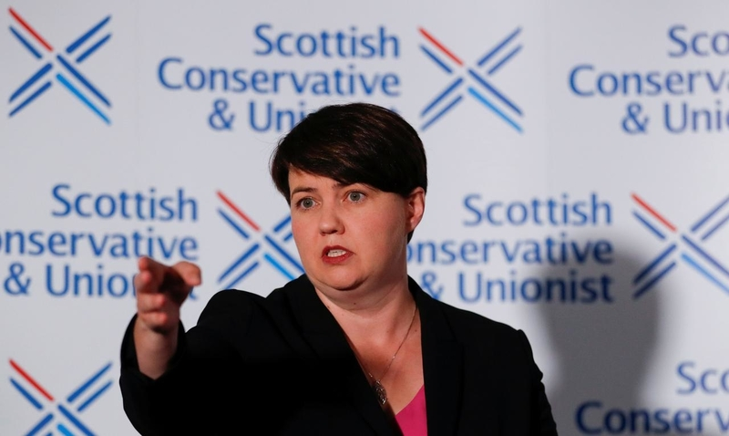 Tories to start search for successor to Ruth Davidson