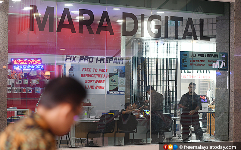 Mara Digital Mall Sees Little Boost From Buy Muslim Made First